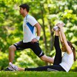 Тренировки на открытом воздухе