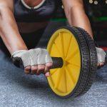 Упражнения с колёсами